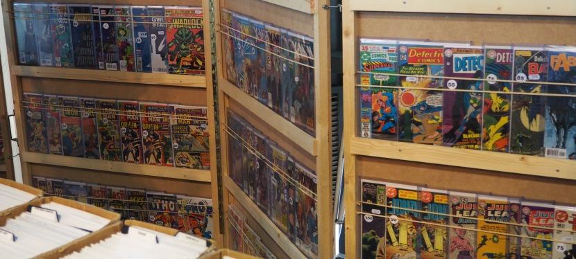 L'histoire des comics pendant la GuerreFroide