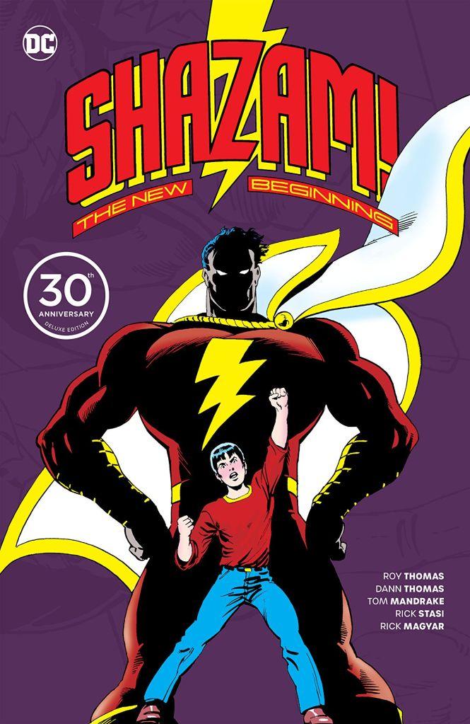 Shazam par Dc Comics