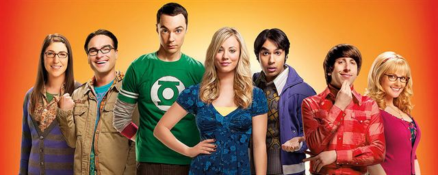 bande de the big bang theory