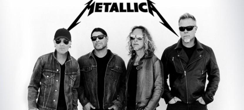 Concert de Metallica