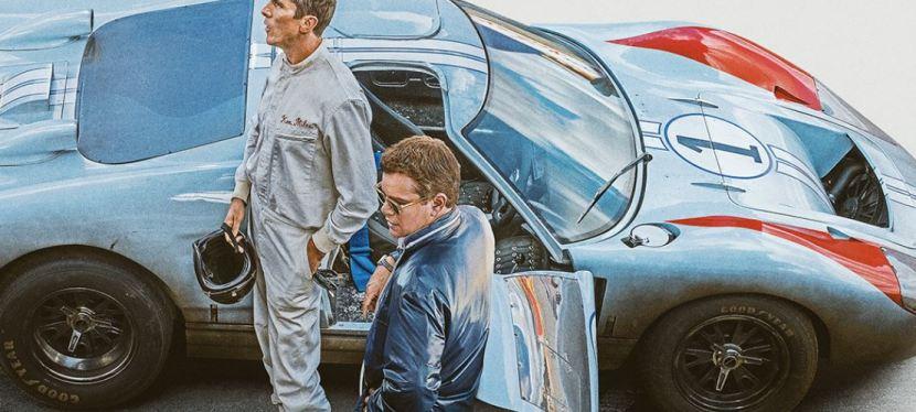Le Mans 66 : la beauté du sport automobile aucinéma
